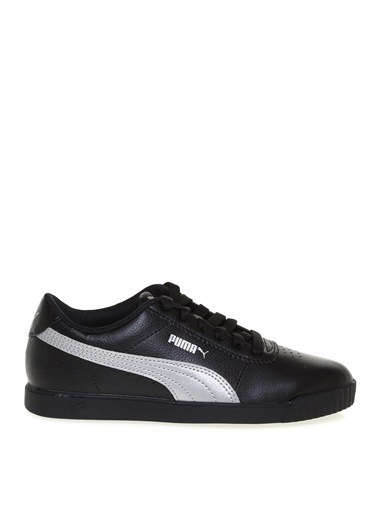 Puma Puma Lifestyle Kadın Siyah - Gümüş Ayakkabı Siyah
